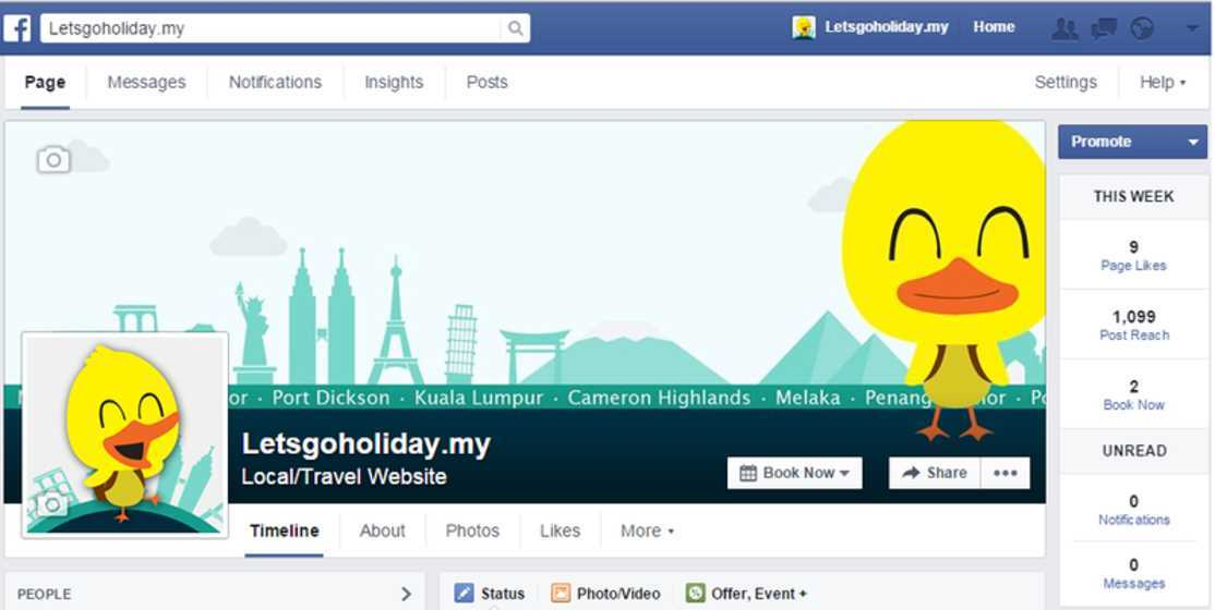 How to Add the Facebook Call-To-Action Button to Your Page Featured Image