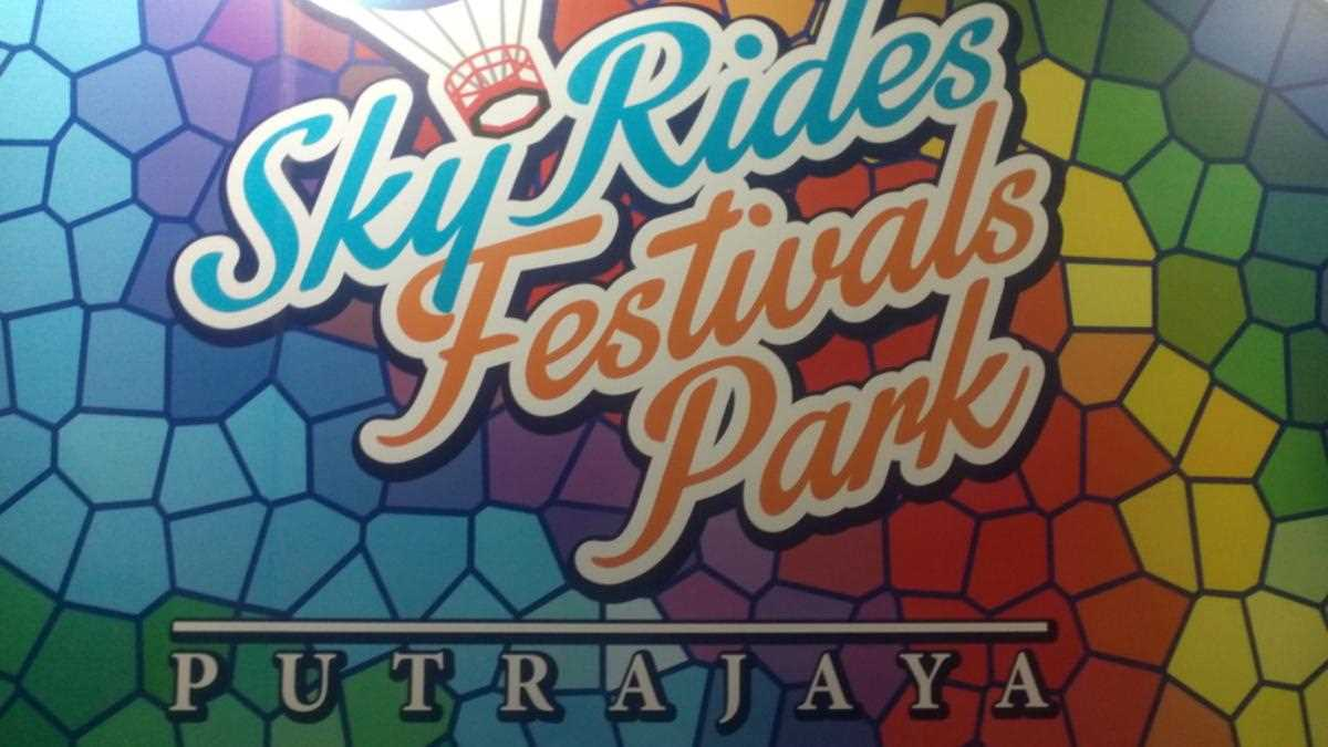 New Attraction @Skyrides Festival Park Putrajaya Featured Image