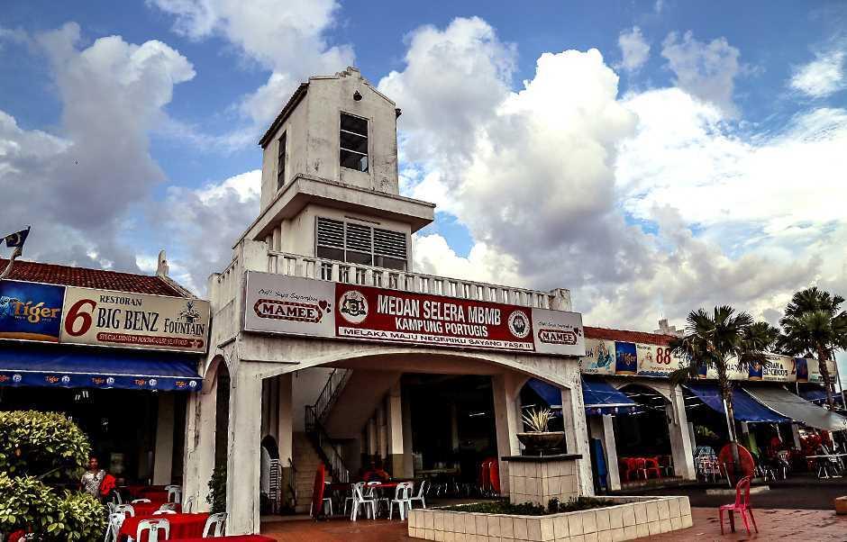 Portuguese settlement #malacca   Malacca, House styles